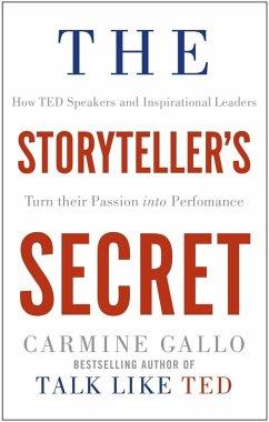 The Storyteller's Secret (eBook, ePUB) - Gallo, Carmine