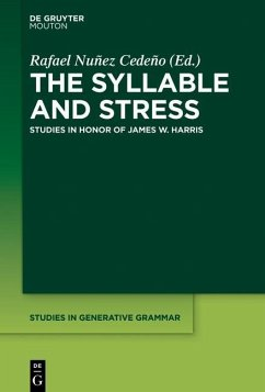The Syllable and Stress (eBook, PDF)