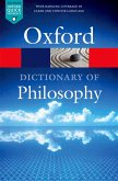 The Oxford Dictionary of Philosophy (eBook, ePUB)