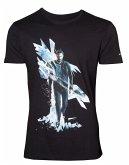 Quantum Break T-Shirt -L- Box Art, schwarz