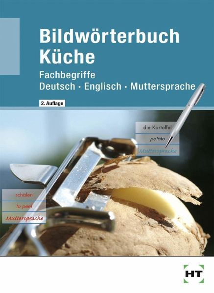 Bildwörterbuch Küche - Schulbuch - buecher.de