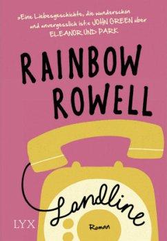 Landline - Rowell, Rainbow