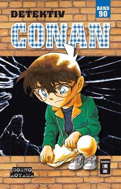 Detektiv Conan Bd.90 - Aoyama, Gosho