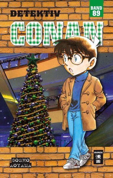 Detektiv Conan Bd.89 - Aoyama, Gosho