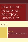 New Trends in Russian Political Mentality (eBook, ePUB)
