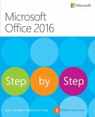 Microsoft Office 2016 Step by Step (eBook, PDF)