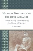 Military Diplomacy in the Dual Alliance (eBook, ePUB)