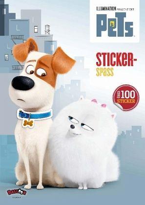 Pets - Stickerspaß