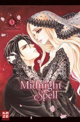 Buch-Reihe Midnight Spell