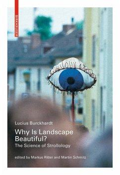 Why is Landscape Beautiful? (eBook, PDF) - Burckhardt, Lucius