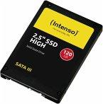 Intenso 2,5 SSD HIGH 120GB SATA III