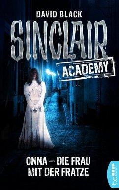 Onna - Die Frau mit der Fratze / Sinclair Academy Bd.2 (eBook, ePUB) - Black, David