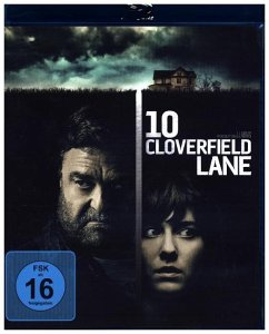 10 Cloverfield Lane - Mary Elizabeth Winstead,John Goodman,John...