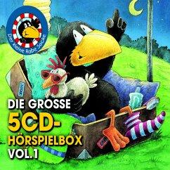 Die Große 5-Cd Hörspielbox Vol.1 - Diverse