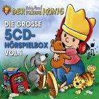 Der kleine König - Die große 5-CD Hörspielbox, 5 Audio-CD