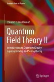 Quantum Field Theory II