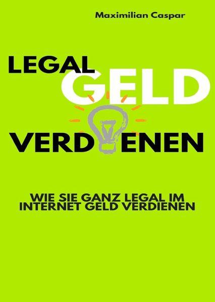 geld im internet verdienen legal