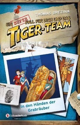 Buch-Reihe Ein Superfall für dich und das Tiger-Team