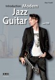 Introduction: Modern Jazz Guitar, m. Audio-CD