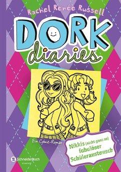 Nikkis (nicht ganz so) fabulöser Schüleraustausch / DORK Diaries Bd.11 - Russell, Rachel R.