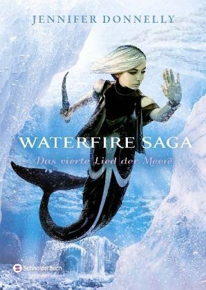 Buch-Reihe Waterfire Saga von Jennifer Donnelly