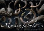 Musica fabula - Die verrückte Welt des Fotodesigners Olaf Bruhn (Wandkalender 2017 DIN A2 quer)