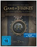 Game of Thrones - Die komplette dritte Staffel (Steelbook, 5 Discs)