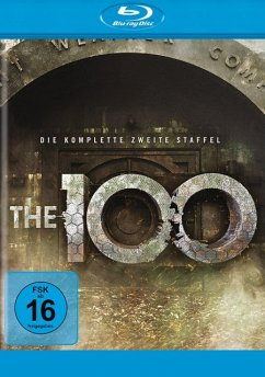 The 100 - Staffel 2 - Eliza Taylor,Paige Turco,Thomas Mcdonell