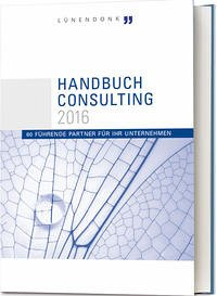 Handbuch Consulting 2016
