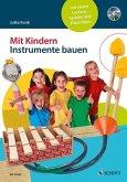 Mit Kindern Instrumente bauen
