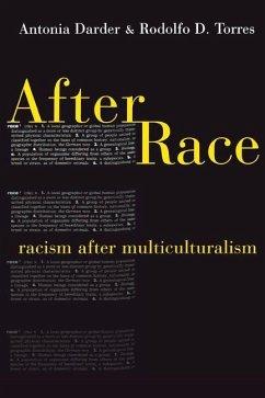 After Race (eBook, PDF) - Darder, Antonia