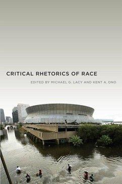 Critical Rhetorics of Race (eBook, PDF) - Ono, Kent A.