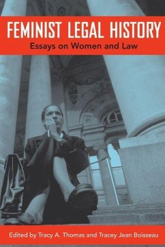 Feminist Legal History (eBook, PDF)