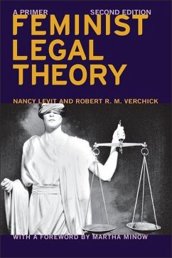 Feminist Legal Theory (Second Edition) (eBook, PDF) - Levit, Nancy