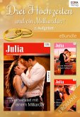Drei Hochzeiten und ein Milliardär? - 2. Aufgebot (eBook, ePUB)