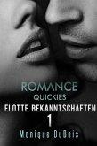 LIEBESROMANE: Quickies (Flotte Bekanntschaften 1) (Liebesromane, Erotische Liebesromane, zeitgenössische Liebesromane, Romantik) (eBook, ePUB)
