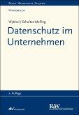 Datenschutz im Unternehmen (eBook, PDF)