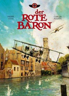 Der Rote Baron, Band 1 - Tanz der Maschinengewehre (eBook, PDF) - Veys, Pierre