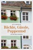 Bächle, Gässle, Puppentod (eBook, ePUB)