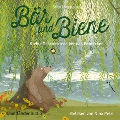 Bär und Biene, Kleine Geschichten über das Entdecken (Ungekürzte Lesung) (MP3-Download) - Moekaars, Stijn