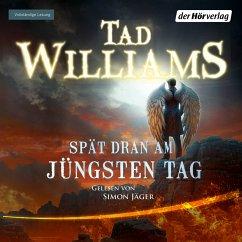 Spät dran am Jüngsten Tag / Bobby Dollar Bd.3 (MP3-Download) - Williams, Tad