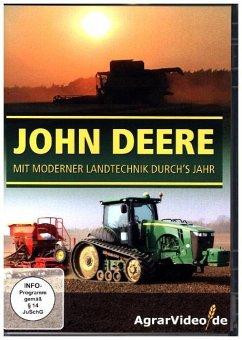 John Deere - Mit moderner Landtechnik durchs Jahr, 1 DVD