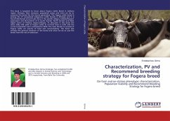 Characterization, PV and Recommend breeding strategy for Fogera breed