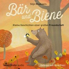 Bär und Biene, Kleine Geschichten einer großen Freundschaft (Ungekürzte Lesung) (MP3-Download) - Moekaars, Stijn