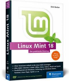 Linux Mint 18, m. DVD-ROM