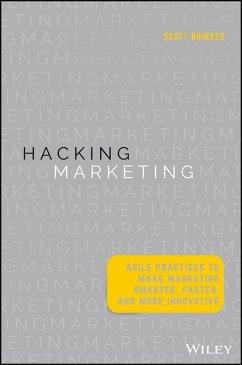 Hacking Marketing (eBook, PDF) - Brinker, Scott