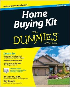 Home Buying Kit For Dummies (eBook, ePUB) - Tyson, Eric; Brown, Ray
