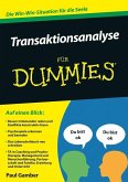 Transaktionsanalyse für Dummies (eBook, ePUB)
