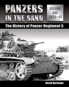 Panzers in the Sand (eBook, ePUB) - Hartmann, Bernd