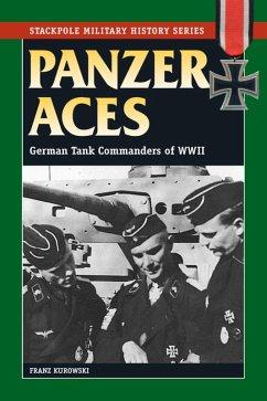 Panzer Aces I (eBook, ePUB) - Kurowski, Franz